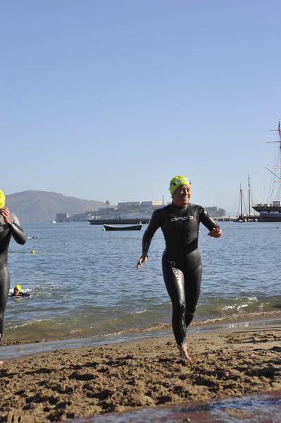 Centurion Swim 2008 Beach Shots 283
