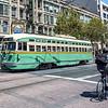 Chicago Transit Authority Historic Streetcar No. 1058
