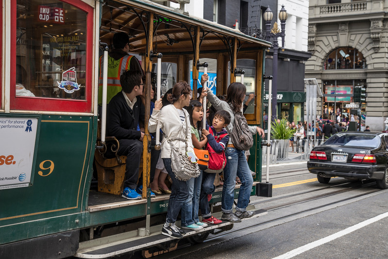 The Cable Car Riders