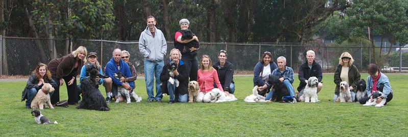 San Francisco Bay Tibetan Terrier Group<br /> First Meeting - August 26, 2007