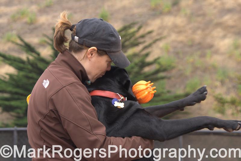 Ruby <br /> Labrador Retriever and Mom