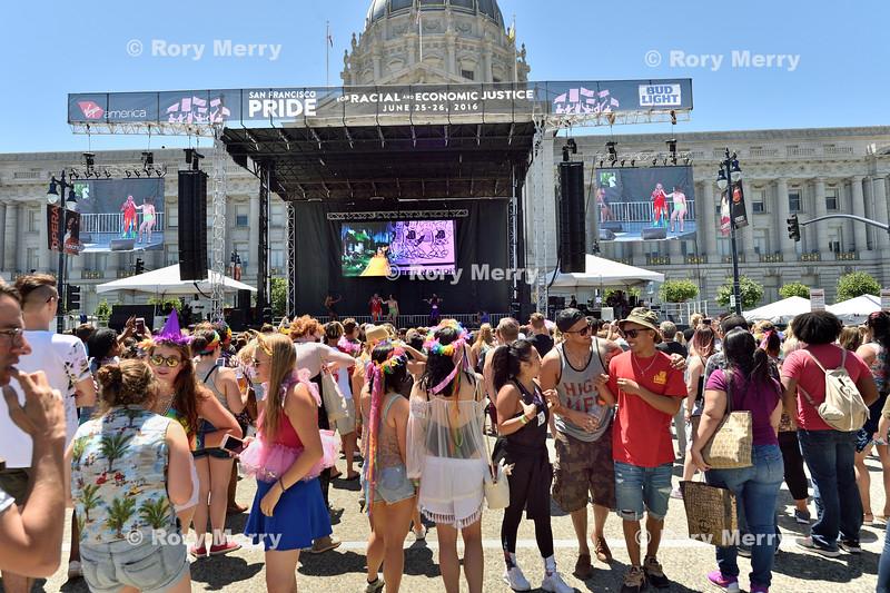 San Francisco Pride Celebration
