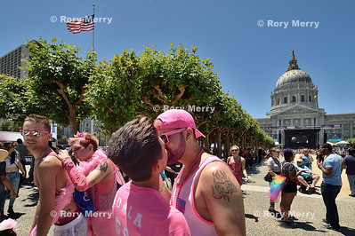 San Francisco Pride Celebration