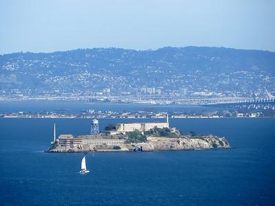 Alcatraz Island .... The Rock
