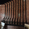 PIpes for the gas lights
