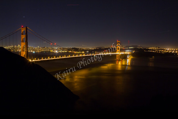 San Francisco Night Workshop