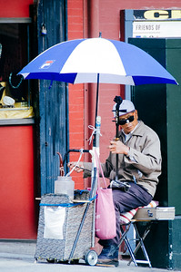 Earning a dollar (San Francisco CA)