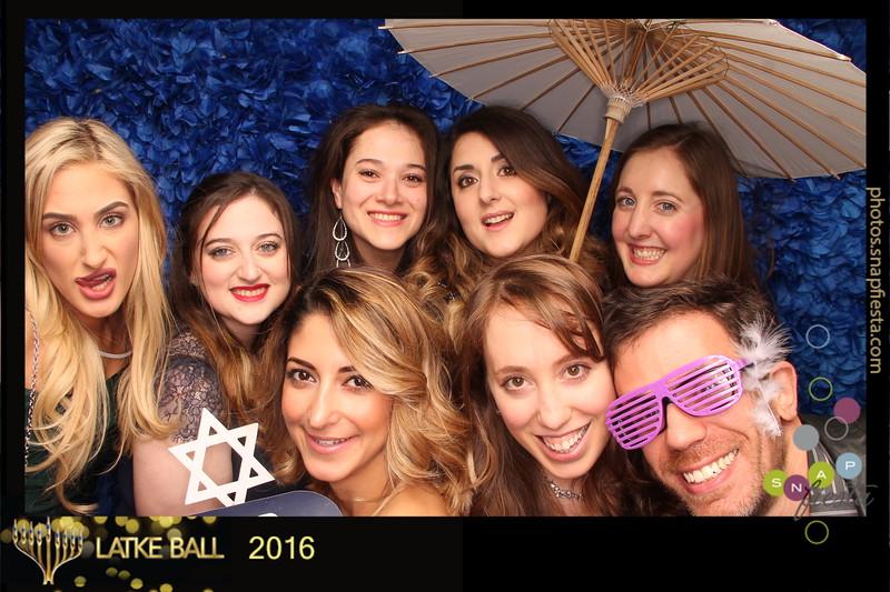 Latke Ball 12.24.16