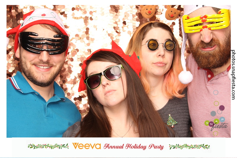 Veeva Annual Holiday Party 12.16.16 - Station 2