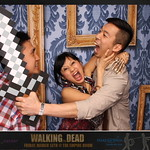 Walking the Dead Birthday Party 3.13.15