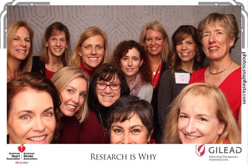 American Heart Association - Go Red Luncheon -  2.9.17