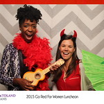 2015 Go Red For Women Luncheon 5.1.15