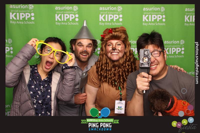 KIPP Ping Pong Smackdown 3.16.17