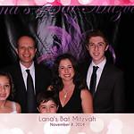 Lana's Bat Mitzvah 11.8.14