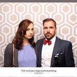 Matt and Joey's #gaysciencewedding 05.30.15