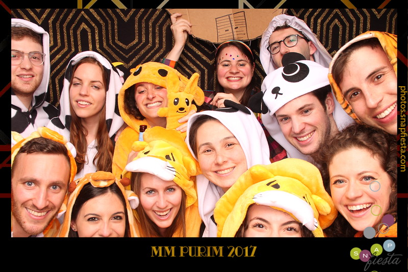 Mission Minyan Purim 3.11.17