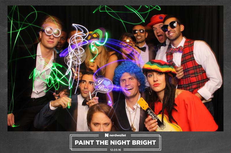 NerdWallet - Paint the Night Bright 12.3.16
