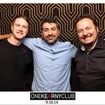Mixer Night @ One Kearny Club  9.10.14