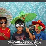 Olivia's 40th Birthday Bash! 9.6.14