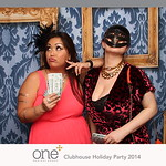 One Medical Clubhouse Holiday Party 12.6.14