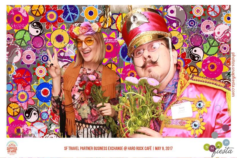 SF Travel Summer of Love @ Hard Rock Cafe Pier 39 - 5.9.17