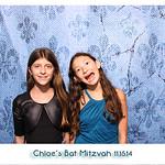 Chloe's Bat Mitzvah 11.15.14