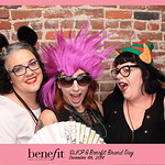 SiJCP and Benefit Brand day 12.4.14