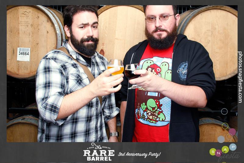The Rare Barrel 10.15.16
