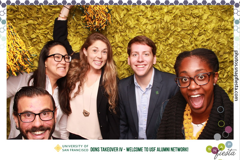 USF Alumni Network - Dons Takeover IV - 5.5.17