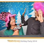 Veeva HQ - Holiday Party (snow globe) 12.12.14
