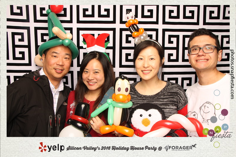 + Yelp Silicon Valley's 2016 Holiday House Party @ Forager Tasting Room  11.30.16