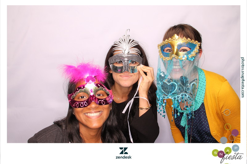 Zendesk GoLion Launch Party 10.26.16