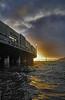 Muni Pier Sunset