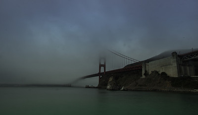 Bridge To Fog