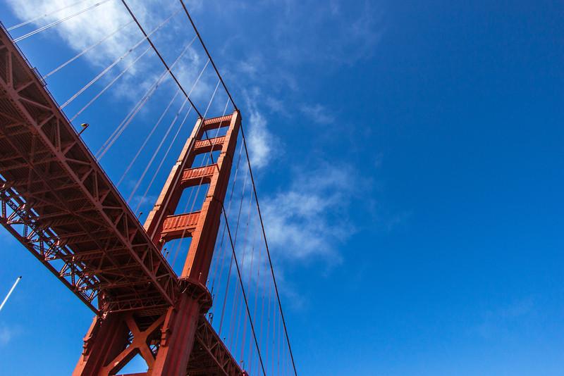 Vertical Bridge View