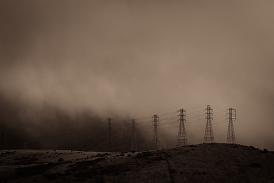 Fog and Wires