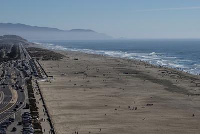 Ocean Beach and Great Highway