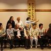 No Men Allowed!<br /> <br /> Back Row: Jenn Meran; Lindsey Hilsenbeck; Hsu Huei Chen<br /> Front Row: Eiko Iwasaki; Miyako Kazama; Janet Roth; Hideko Metaxas; Yaeko Nishizawa; Nobuko Koiwai; A Yin Chung; Miyeko Yoshikawa