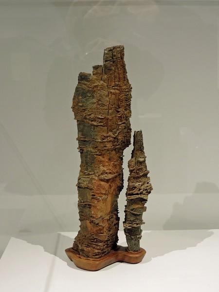 A pair of desert stones by Felix Rivera