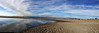 Panorama of Black Butte Lake<br /> <br /> Photo by Vince Monasterio