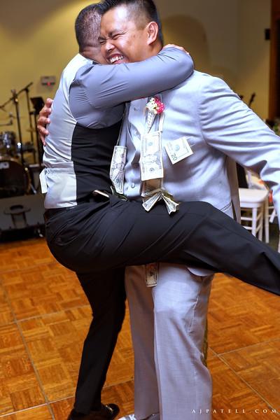 Cece and Denie Wedding