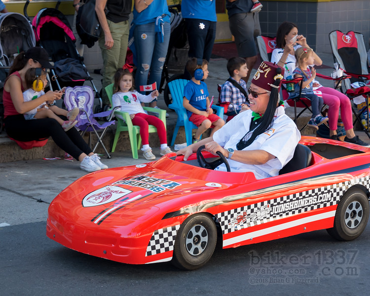 Shriner Small Car