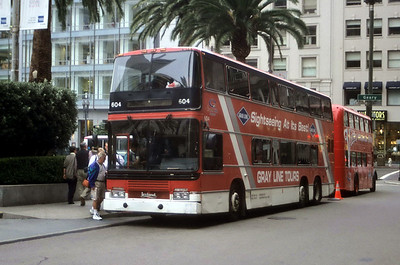 Gray Line 604 Union Sq SF Sep 99