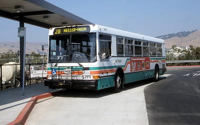 AC Transit 3051 Fremont BART Sep 9