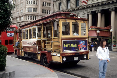 Gray Line 3V77453 Union Sq SF Sep 99