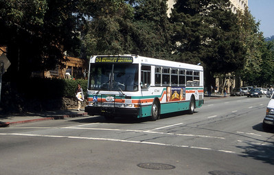 AC Transit 3015 Berkeley Sep 99