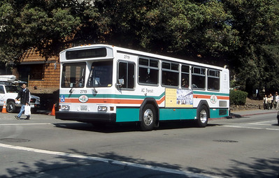 AC Transit 2719 Berkeley Sep 99