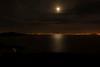 Moonrise over the San Francisco Bay
