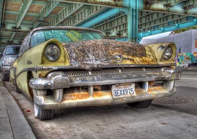 1956 Mercury Montclair Automobile