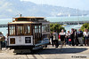 Cable Car at Fisherman's Wharf